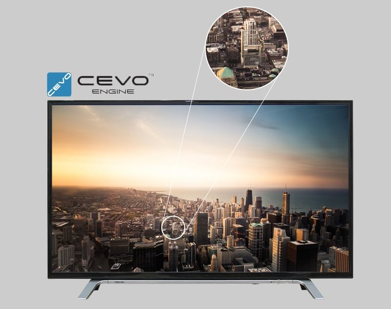 Smart Tivi Toshiba 40 inch 40L5650-Full HD
